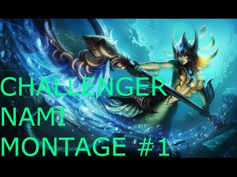Challenger Nami Montage #1
