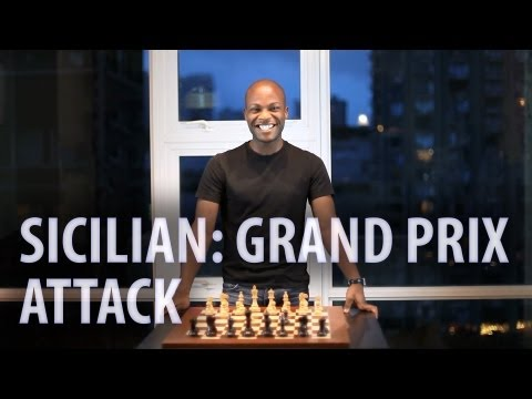 Chess openings - Sicilian Defence: Grand Prix Attack