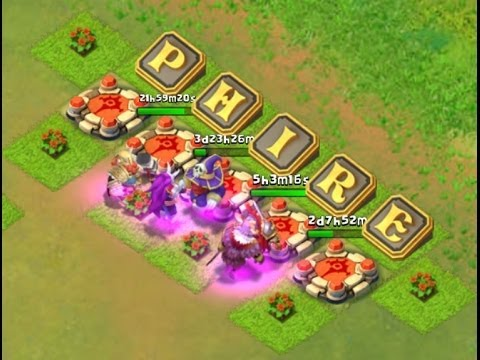 Castle Clash: Is There A Perfect HBM Base Design?