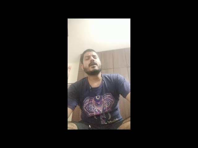 Singing Entry   Eshan Dhar   Mumbai, India