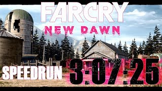 Far Cry New Dawn Any% Speedrun 3:07:25