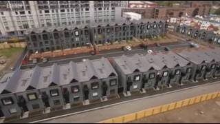 BBC News at 10 - 17.11.16 Prefab houses could solve housing crisis
