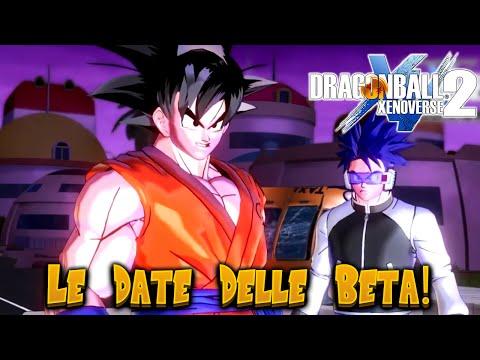 XENOVERSE 2: LE DATE DELLE BETA, COME SCARICARLE E GAMEPLAY TRAILER! [Dragon Ball Xenoverse 2 ITA]