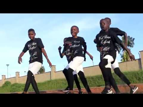Galaxy African Kids Dancing to  Ntwala  by Betah Wool Souljah ft Spice Diana New Ugandan Music 2017 thumbnail