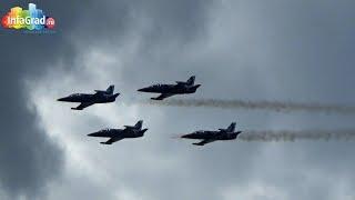 В Архангельске состоялось выступление пилотажной группы «Регион»