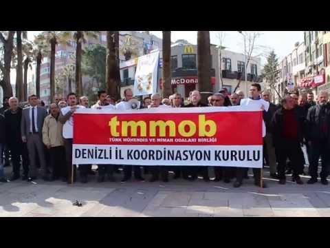 TMMOB EYLEMİ 09 ŞUBAT 2015