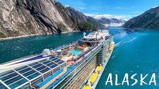 ASÍ ES UN CRUCERO por ALASKA 🚢 | Esto me IMPRESIONÓ! 😱