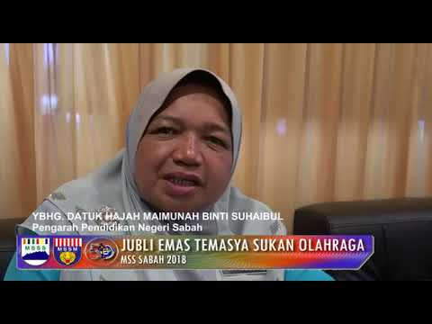 Harapan Mss Sabah 2018 Pengarah Pendidikan Negeri Sabah Youtube