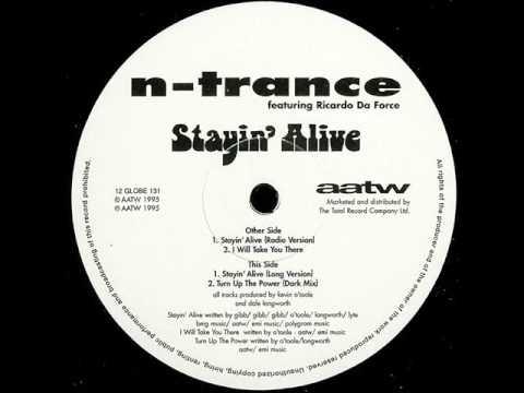 Клип N-Trance - I Will Take You There