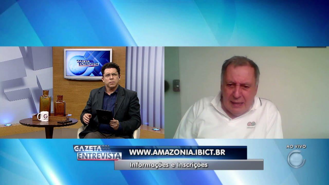 3° Bloco: Gazeta Entrevista com José Rincon