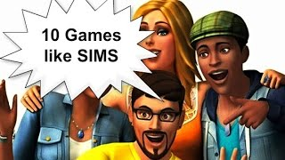 10 Games like Sims for Android, iOS, PC, Mac, Wii, XBOX One