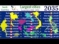 - 30 largest cities in South East Asia 1950-2035 |TOP 10 Channel