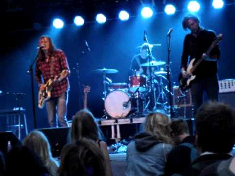 Last days of april - It's on Everything (live malmöfestivalen 2011)