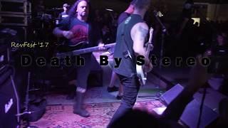 Death by Stereo - (4K 24p) RevFest '17 @ Aurea Vista (full Inside Out set)