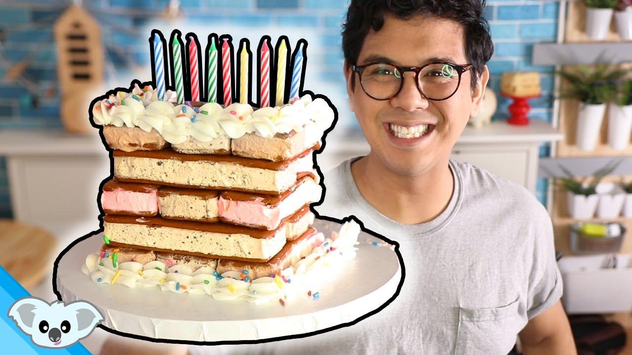 Easy Quarantine Birthday Cake Tiktok Food Hack Coronavirus Quarantine Cooking Vlog Koalipops Youtube
