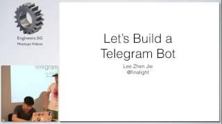 Telegram Bot - Talk.JS/CSS