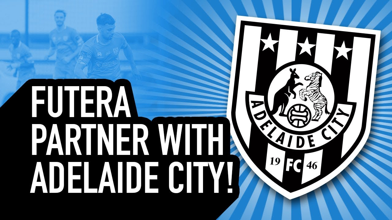Futera Official Supplier to Adelaide City FC