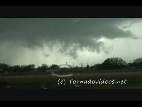 April 16, 2009 Lubbock, TX storm chase!