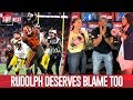 Rudolph deserves blame too & crew reacts to Myles Garret's suspension | SFY NEXT