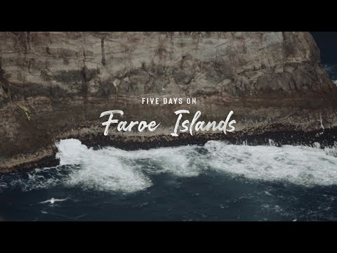 5 DAYS ON THE FAROE ISLANDS // RAW MEDIA VLOG [4K]