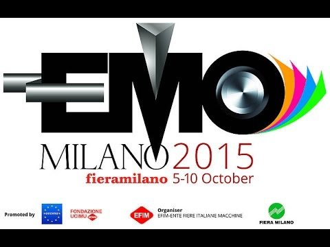 Welcome in Milan - Italy EMO Milano 2015 and EMO Hannover 2017