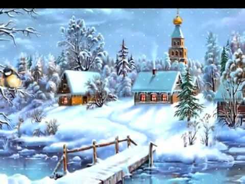 O HOLY NIGHT - A CHRISTMAS CAROLS BY CELINE DION