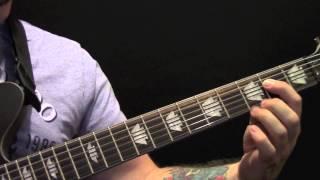 Marduk Souls For Belial Guitar Tutorial