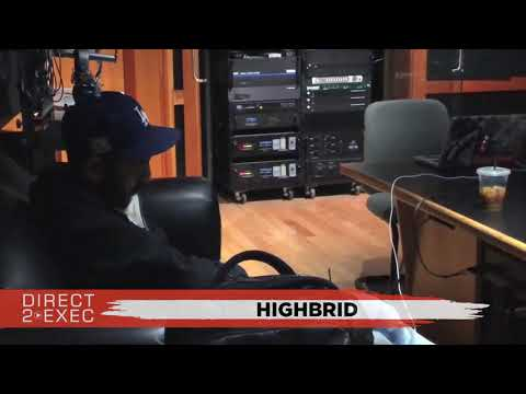 HighBrid Performs at Direct 2 Exec Los Angeles 3/4/18 - Dreamville Records