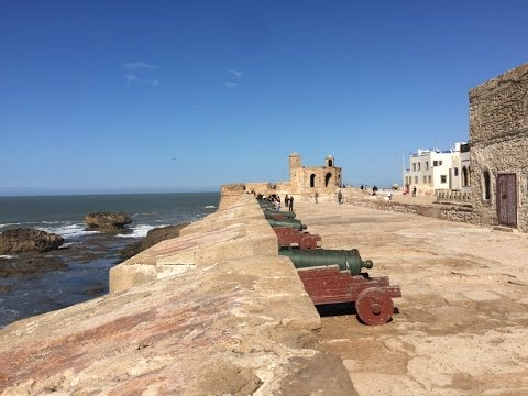 Essaouira: Amazing Fortress and Medina-City in Morocco