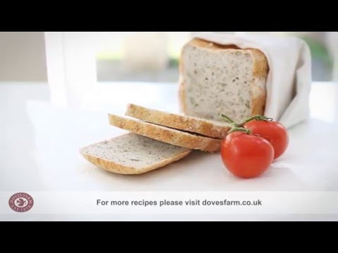 Gluten Free Bread Machine Recipe | FREEE By Doves Farm