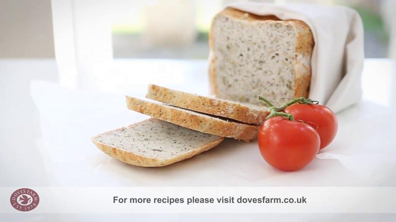 doves farm gluten free bread recipe