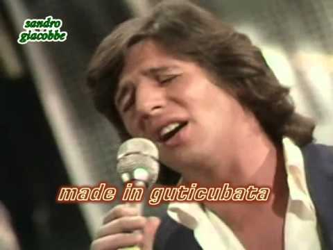 Sandro giacobbe el jardin youtube for Cancion el jardin prohibido