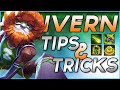 3 Tricks with Ivern to Help You Climb The Elo Ladder! - League of Legends