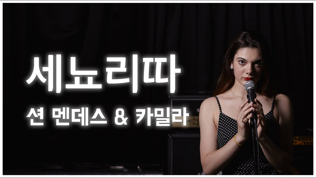 세뇨리따(señorita)_바게트소울(cover by.Loulia) / 카밀라카베요, 션멘데스(camila cabello, shawn mendes)