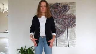 джинсы с высокой талией - не носим
