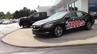 2017 BUICK LACROSSE FWD Premium - New Car For Sale – Akron, Ohio