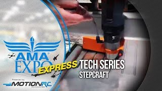 AMA Expo Express: Tech Series Featuring Stepcraft