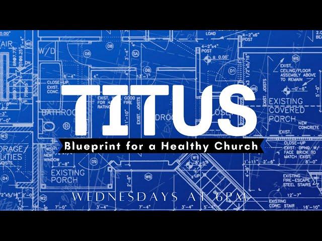 """""""Get Things In Order"""" - Titus Series"""