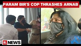 'Arnab Goswami Was Held By The Hair And Assaulted': Samyabrata Ray