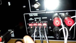Yamaha htr-2067 review, yht-1810