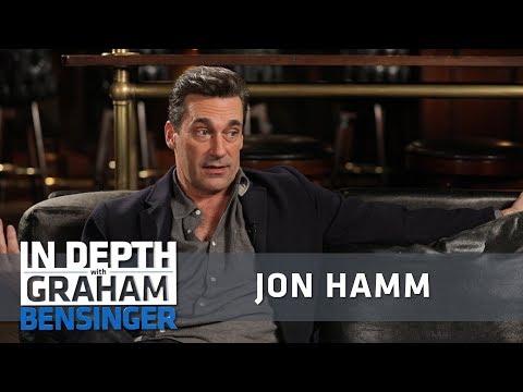 Jon Hamm: I'm Batman?
