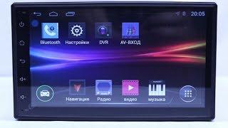 видео Универсальная магнитола FarCar s160 на Android 4.4 (m802)