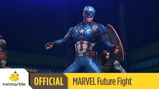 MARVEL Future Fight MARVEL'S Captain America : Civil War Update!