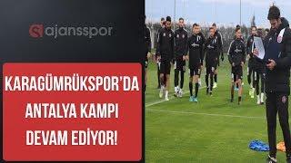 Antalya Kamp Videoları I Karagümrük hız kesmiyor! | Hedef Süper Lig!