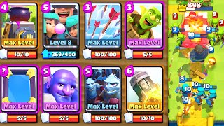 THIS RASCAL DECK IS SUPER WACKY [CLASH ROYALE]