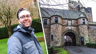We Found His Family CASTLE in SCOTLAND!