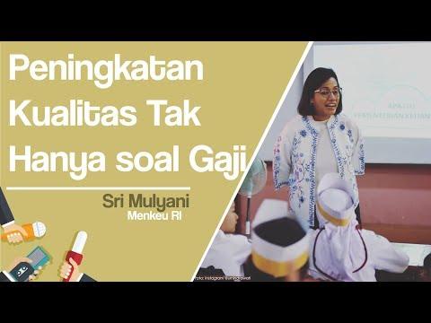 Ada Usulan Gaji Guru Rp20 Juta, Sri Mulyani: Ada Peran Penting Pemerintah, Tak Hanya Soal Gaji Guru Mp3