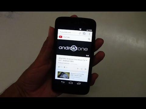 Micromax Canvas A1 test internet, Youtube and Google maps performance