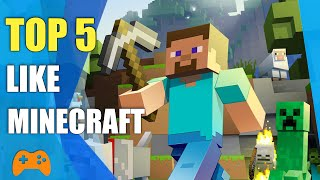 Top 5 Games Like Minecraft   Similar Games to Minecraft