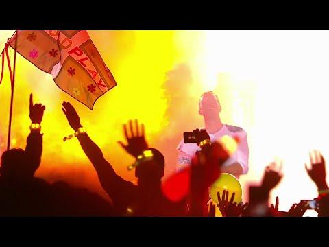 Coldplay - Fix You - Glastonbury 2016